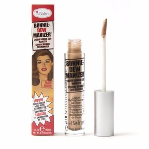 NIB theBalm BONNIE-DEW MANIZER Highlighter